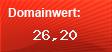 Domainbewertung - Domain www.geizfinder.de bei Domainwert24.net