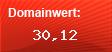 Domainbewertung - Domain www.urlaubsinsel.de bei Domainwert24.net