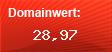 Domainbewertung - Domain www.webhostlist.de bei Domainwert24.net