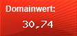 Domainbewertung - Domain www.wikipedia.de bei Domainwert24.net