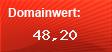 Domainbewertung - Domain www.bild.de bei Domainwert24.net