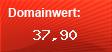 Domainbewertung - Domain google.de bei Domainwert24.net