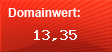 Domainbewertung - Domain www.hot.as bei Domainwert24.net