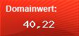 Domainbewertung - Domain www.der-postillon.com bei Domainwert24.net