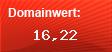 Domainbewertung - Domain www.bornholm.net bei Domainwert24.net