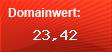 Domainbewertung - Domain blick.ch bei Domainwert24.net
