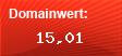 Domainbewertung - Domain www.autogespot.de bei Domainwert24.net