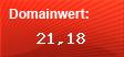 Domainbewertung - Domain www.firefox.de.de bei Domainwert24.net