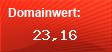 Domainbewertung - Domain www.b96online.de bei Domainwert24.net