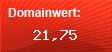 Domainbewertung - Domain www.maschinenportal24.de bei Domainwert24.net