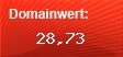 Domainbewertung - Domain www.webkatalog.noxos24.de bei Domainwert24.net