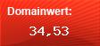 Domainbewertung - Domain www.stromvergleich-kostenlos.org bei Domainwert24.net