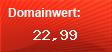 Domainbewertung - Domain www.funtown.de bei Domainwert24.net