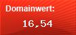 Domainbewertung - Domain www.klebe-x.de bei Domainwert24.net