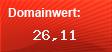 Domainbewertung - Domain www.fischerdorf-greetsiel.de bei Domainwert24.net