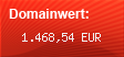 Domainbewertung - Domain www.red-hosting.de bei Domainwert24.net