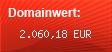 Domainbewertung - Domain www.huehner-info.de bei Domainwert24.net