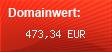 Domainbewertung - Domain herzje66.he.ohost.de bei Domainwert24.net