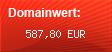 Domainbewertung - Domain www.roadnet.de bei Domainwert24.net