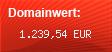 Domainbewertung - Domain www.apps.de bei Domainwert24.net