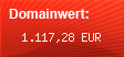 Domainbewertung - Domain hasenchat.de bei Domainwert24.net