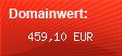 Domainbewertung - Domain www.rank08.de bei Domainwert24.net