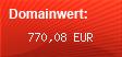 Domainbewertung - Domain www.concept.de bei Domainwert24.net