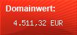 Domainbewertung - Domain www.expedia.de bei Domainwert24.net