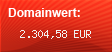 Domainbewertung - Domain www.ungersteel.com bei Domainwert24.net