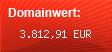 Domainbewertung - Domain www.wetter.at bei Domainwert24.net