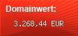Domainbewertung - Domain www.hood.de bei Domainwert24.net