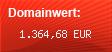 Domainbewertung - Domain blog.fefe.de bei Domainwert24.net