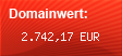 Domainbewertung - Domain www.kino.de bei Domainwert24.net