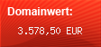 Domainbewertung - Domain www.mainz.de bei Domainwert24.net