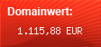 Domainbewertung - Domain www.gutefrage.net bei Domainwert24.net