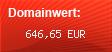 Domainbewertung - Domain schueleraustausch.de bei Domainwert24.net