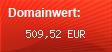 Domainbewertung - Domain www.optik24plus.de bei Domainwert24.net