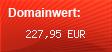 Domainbewertung - Domain www.schliessanlagen-saar.de bei Domainwert24.net