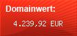 Domainbewertung - Domain www.gamestar.de bei Domainwert24.net