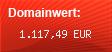 Domainbewertung - Domain www.meinprometheus.thieme.de bei Domainwert24.net