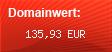Domainbewertung - Domain www.big-auktionshaus.de.de bei Domainwert24.net