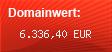 Domainbewertung - Domain www.office.com bei Domainwert24.net