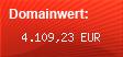 Domainbewertung - Domain www.dlr.de bei Domainwert24.net