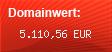 Domainbewertung - Domain www.fenerbahce.com bei Domainwert24.net