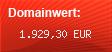 Domainbewertung - Domain www.google.ch bei Domainwert24.net