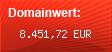 Domainbewertung - Domain www.autoteiledirekt.de bei Domainwert24.net