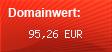 Domainbewertung - Domain www.mr-dj-m.de.tl bei Domainwert24.net