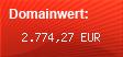 Domainbewertung - Domain www.gruber-electric.com.com bei Domainwert24.net