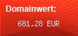 Domainbewertung - Domain www.vk24.com bei Domainwert24.net