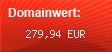 Domainbewertung - Domain www.drachen-fabelwesen.de bei Domainwert24.net